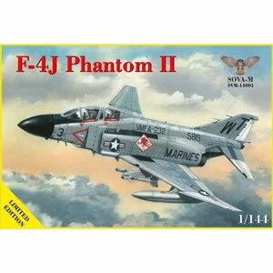 プラモデル・模型, 飛行機・ヘリコプター 1144 F-4J IISVM14001 -M