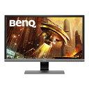 EL2870U BenQ(ベンキュー) 27.9型ワイド ゲーミングモニター 4K HDR (TNパネル/1ms/FreeSync対応/HDMI/DP/スピーカー/最新アイケア機能B.I.+)