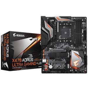 X470AORUS/ULTRA/GAMI GIGABYTE ATX対応マザーボードX470 AORUS ULTRA GAMING
