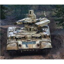 "1/35 BMPT-72 ""ターミネーター2""火力支援戦闘車【ZV3695】 ズベズダ"