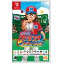 【特典付】【Nintendo Switch】プロ野球 ファミスタ エボリューション バンダイナムコエンターテインメント [HAC-P-AKYDA スイッチファミスタ]