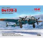 1/48 ドルニエ Do17Z-2 爆撃機 フィンランド空軍【48246】 ICM