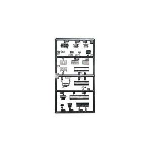 [鉄道模型]グリーンマックス (Nゲージ) 8593 客車用床下機器セットB(5枚入り)