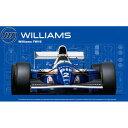 1/20 グランプリシリーズ No.24 ウィリアムズ FW16 ルノー(サンマリノGP/ブラジルGP/パシフィックGP)【GP-24】 フジミ