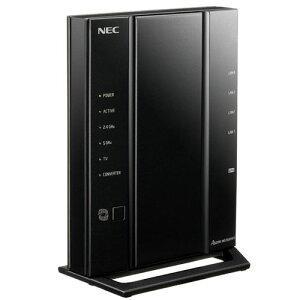 84da7ac4ec PA-WG2600HP3 NEC AtermWG2600HP3 無線LANルータ(親機) 1733Mbps(11ac)+800Mbps(11n) /  1000Mbps(有線LAN)