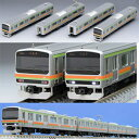 [鉄道模型]トミックス (Nゲージ) 98301 JR E231 3000系通勤電車(川越・八高線)セット (4両)