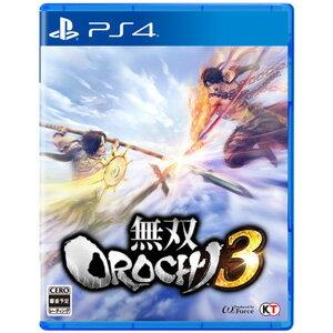 【PS4】無双OROCHI 3 通常版 コーエーテクモゲームス [PLJM-16264 PS4 ムソウオロチ3 ツウジョウ]