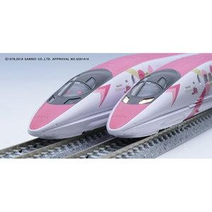 [鉄道模型]トミックス 【再生産】(Nゲージ) 98662 JR 500-7000系山陽新幹線(ハローキティ新幹線)セット(8両)