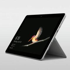 MHN-00014 マイクロソフト Surface Go 64GB 4GB モデル [メモリ 4GB/ストレージ 64GB/Office H&B 2016]