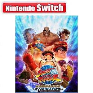 【封入特典付】【Nintendo Switch】ストリートファイター 30th アニバーサリーコレクション インターナショナル カプコン [HAC-P-AK6JA NSWストリートファイター30th]