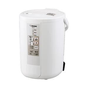 EE-RN50-WA 象印 スチーム式加湿器(木造8畳まで/プレハブ洋室13畳まで ホワイト) ZOJIRUSHI