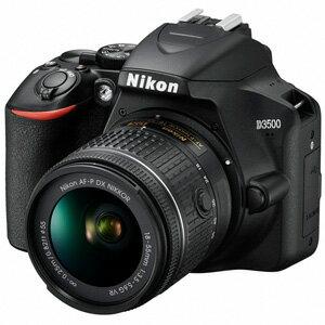 ニコン Nikon デジタル一眼レフカメラ D3500 AF-P 18-55 VR レンズキット D3500LK