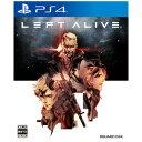 【PS4】LEFT ALIVE スクウェア・エニックス [PLJM-16323 PS4 レフトアライ...