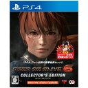 【特典付】【PS4】DEAD OR ALIVE 6 コレクターズエディション コーエーテクモゲームス [KTGS-40433 PS4 デッドオアアライブ6 ゲンテイ]