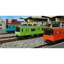 グリーンマックス JR201系体質改善車 大阪環状線 LB8編成 8両編成セット(動力付き)[Nゲージ鉄道模型]