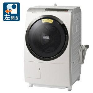 (標準設置料込)BD-SX110CL-N 日立 11.0kg ドラム式洗濯乾燥機【左開き】ロゼシャンパン HITACHI ビッグドラム