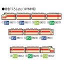 [鉄道模型]トミックス (Nゲージ) 98312 国鉄 キハ81・82...
