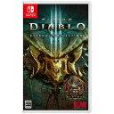【Nintendo Switch】ディアブロ III エターナルコレクション Blizzard Entertainment [HAC-P-AQ3FB NSW ディアブロ3]