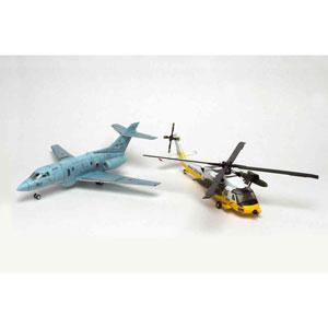 ミリタリー, 戦闘機・戦闘用ヘリコプター 1144 UH-60J U-125APD-24