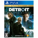 【PS4】Detroit: Become Human Value Selection ソニー・インタラクティブエンタテインメント [PCJS66033DBHVS]
