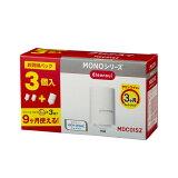 MDC01SZ クリンスイ 浄水器用交換カートリッジ蛇口型用 3個入 Cleansui MONOシリーズ [MDC01SZ]