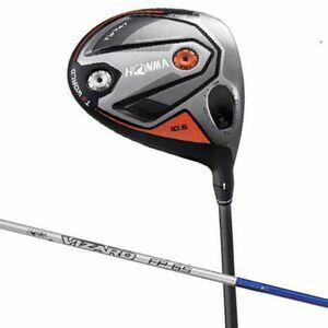 TW747-460-10-FP6-X 本間ゴルフ ツアーワールド TW747 460 ドライバー VIZARD FP6シャフト 10.5° フレックス:X