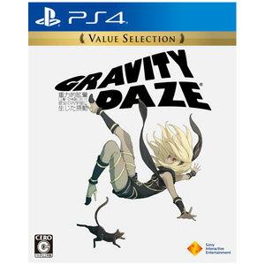 プレイステーション4, ソフト PS4GRAVITY DAZE Value Selection PCJS-66029 PS4