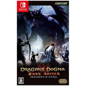 【Nintendo Switch】ドラゴンズドグマ:ダークアリズン 通常版 カプコン [HAC-P-APTYA NSW ドラゴンズドグマ DA ツウジョウ]
