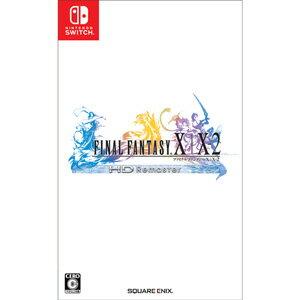 【Nintendo Switch】ファイナルファンタジー X/X-2 HD リマスター スクウェア・エニックス [HAC-P-AP2RA NSW FFX X2 HD Remaster]