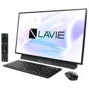 PC-DA970MAB NEC 27型デスクトップパソコン LAVIE Desk All-in-one DA970/MAB 【2019年春モデル】Core i7/メモリ 8GB/HDD 3TB+Optane 16GB/TV機能(ダブルチューナ)/Office H&B 2019