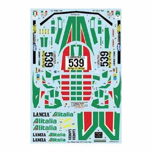 車・バイク, レーシングカー 124 Stratos Turbo 539 Giro D Italia 1977ST27-DC1221 27