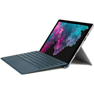 LGP-00017 マイクロソフト Surface Pro 6 プラチナ Core i5 / メモリ 8GB / ストレージ 128GBMicrosoft Office 2019搭載