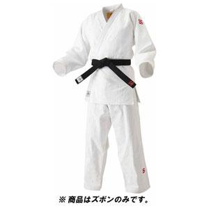 九桜 柔道 IJF 全日本柔道連盟認定柔道衣 新規格 Y体 3Y ズボンのみ JOEXP3Y ホワイト