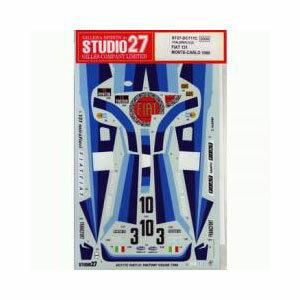 車・バイク, レーシングカー 124 131 80 (ST27-DC717C 27