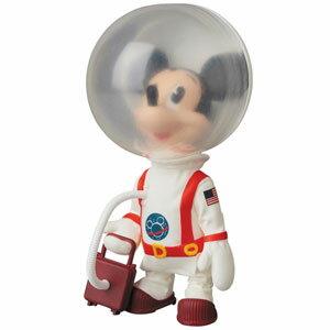 コレクション, フィギュア UDF Disney 8 ASTRONAUT MICKEY MOUSE VINTAGE TOY Ver. Disneyzone