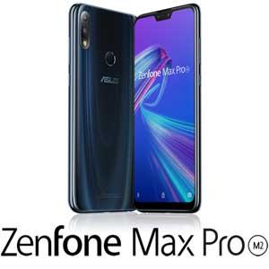 ZB631KL-BL64S4 エイスース ASUS ZenFone Max Pro (M2) ミッドナイトブルー 6.3インチ SIMフリー...