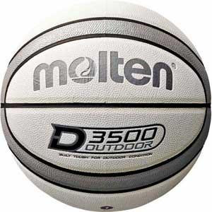 モルテン アウトドア バスケットボール 7号球 B7D3500-WS Men'sLady'sJr