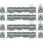 [鉄道模型]トミーテック (N) 鉄道コレクション 営団地下鉄3000系日比谷線(3037編成)増結4両セットA