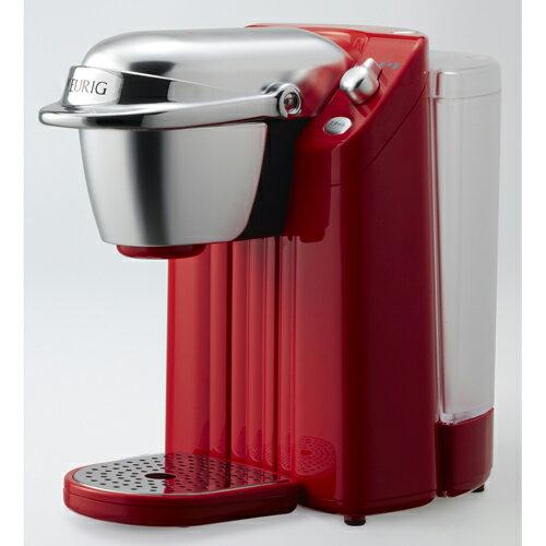 BS200(QR)N キューリグ コーヒーメーカー クイーンレッド キューリグコーヒーシステム [BS200QRN]