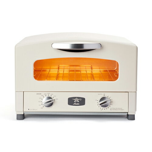 トースター, オーブントースター AET-GS13B-W Aladdin AETGS13BW