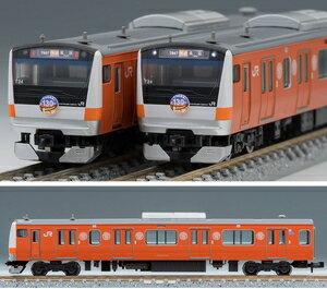 [鉄道模型]トミックス (Nゲージ) 97916 JR E233 0系 通勤電車(中央線開業130周年記念キャンペーンラッピング)セット(10両)【限定品】