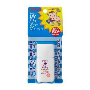 ピジョン UVベビーミルクウォータープルーフ SPF50+ 20g