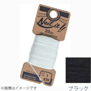 裁縫材料, 手縫い糸 NL02620 5 20m() Nail it NL02620