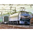 1/45 トレインミュージアムOJ No.5 電気機関車 EF66 前期型【54086】 アオシマ - Joshin web 家電とPCの大型専門店