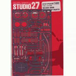 プラモデル・模型, その他 124 SC430 2006FP24108 27