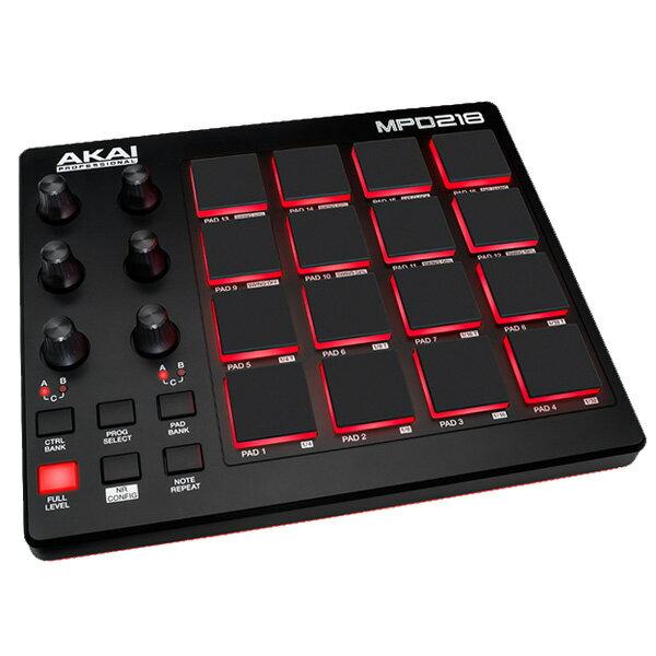 DAW・DTM・レコーダー, サンプラー AP-CON-032 USB-MIDI AKAI MPD218