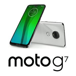 PADY0001JP Motorola(モトローラ) moto g7 クリアホワイト [6.24インチ / メモリ 4GB / ストレ...