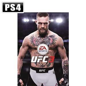 【PS4】EA BEST HITS EA SPORTS TM UFC(R) 3 エレクトロニック・アーツ [PLJM-16480 PS4 UFC ベスト]
