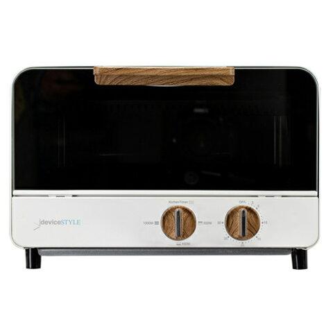 DTA-11-W デバイスタイル オーブントースター ホワイト [DTA11W]