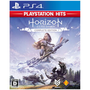 【PS4】Horizon Zero Dawn Complete Edition PlayStation Hits ソニー・インタラクティブエンタテインメント [PCJS-73511 PS4 ホライゾンゼロドーン PSHits]